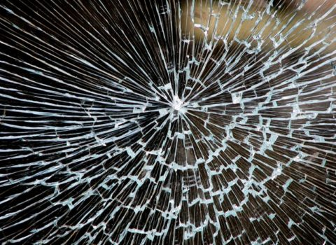 Shatter-Proof Glass